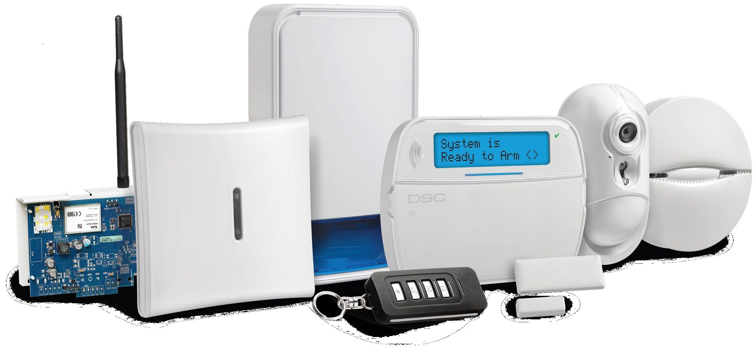 ALARMS - ElectroGuard Security